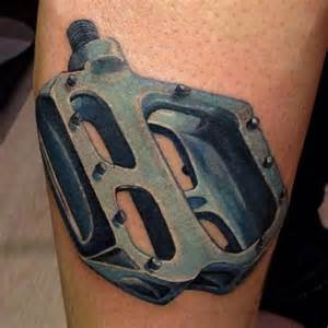 leg 3d tattoo by boris tattoo