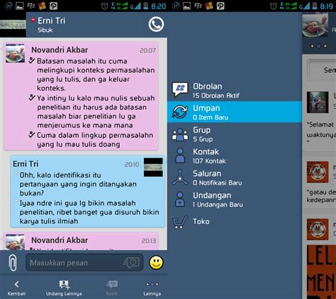 download theme bbm android versi terbaru android bbm mod versi 2 5 0 32 style iphone terbaru