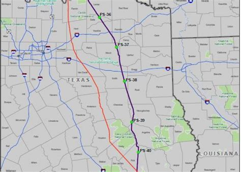 keystone pipeline map texas pipeline running schedule 88 9 ketr