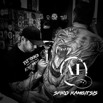 spiro kambitsis tattoonow