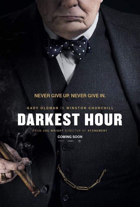 darkest hour awards darkest hour 4 of 10 extra large movie poster image