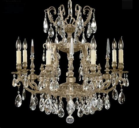 chandelier sets parisian collection 8 light large brass chandelier grand light