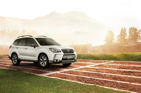 subaru malaysia in showrooms now subaru forester 2 0i s autoworld com my