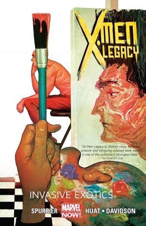 libro x men legacy legion omnibus slings arrows
