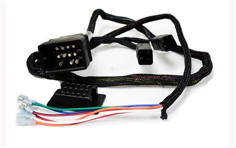 western snow plow hid lights western snow plow light harness amazon western ultramount