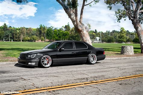 lexus ls400 modified vip style vincent shumai s lexus ls400 stancenation