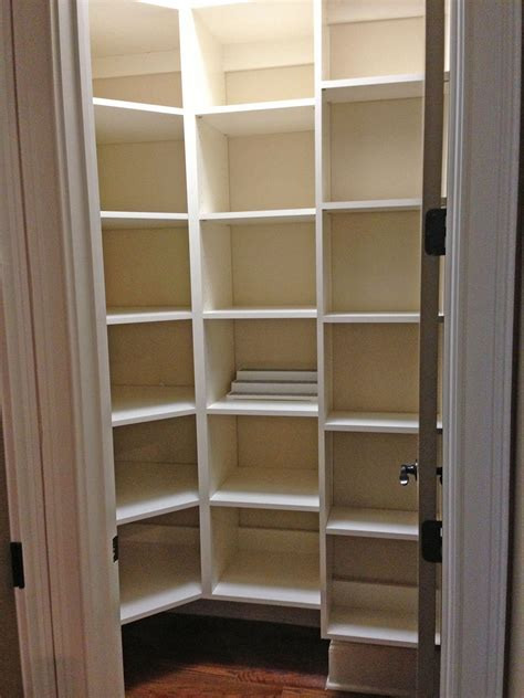 custom pantry storage spice rack shelves closet