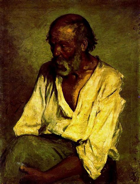 picasso paintings realism pablo picasso the fisherman 1895 picasso