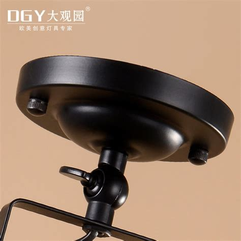 adjustable vintage surface mounted ceiling spot light for