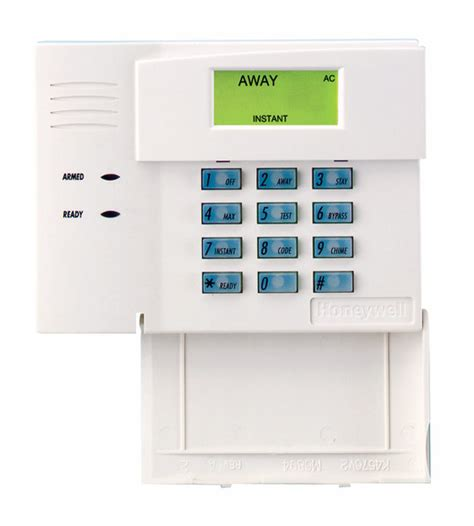 honeywell 6148 fixed alarm keypad alarm grid