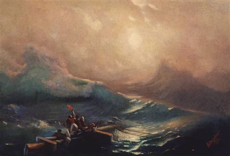 pics for gt ivan aivazovsky the ninth wave the ninth wave study ivan aivazovsky wikiart org
