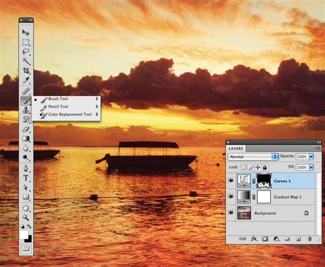 membuat kolase dengan photoshop cs3 cara membuat efek sunset pada foto dengan photoshop cs3