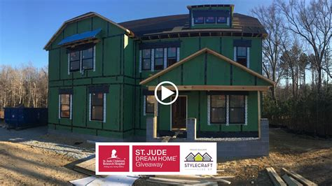 Saint Jude Home Giveaway - st jude dream home giveaway update coming to life stylecraft homes