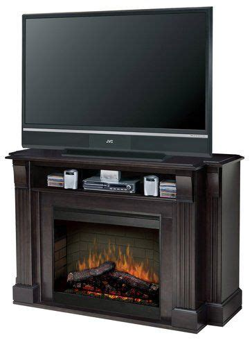 dimplex symphony media langley tv stand with electric