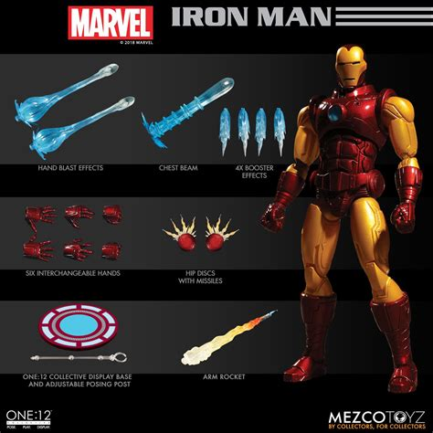 iron man dom iron man one 12 collective figure coming soon diskingdom