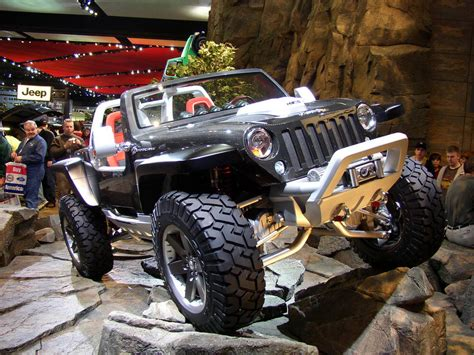 jeep hurricane jeep hurricane concept off road wheels