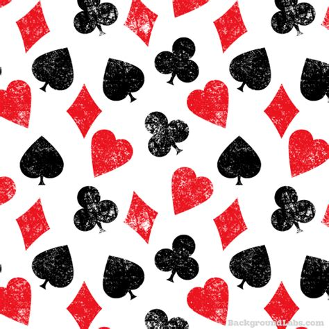 pinterest pattern cards playing cards symbols pattern background labs