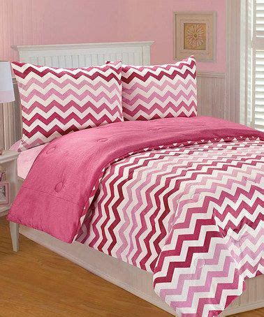 pink chevron bedroom thro pink ombr 233 chevron comforter set comforter room