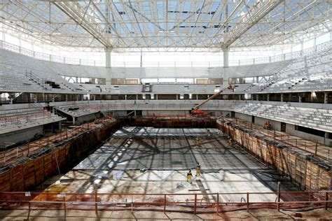 rio olympic venues now what abandoned olympic venues from around the world look