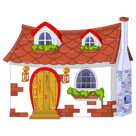 Fairytale Cottage House Plans by Home Cute House Clipart Free Images Clipartix