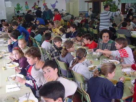 imagenes comedores escolares exceso de mala alimentaci 243 n en comedores escolares