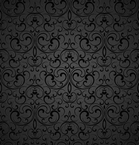 vector pattern luxury luxurious floral pattern vector set 04 over millions