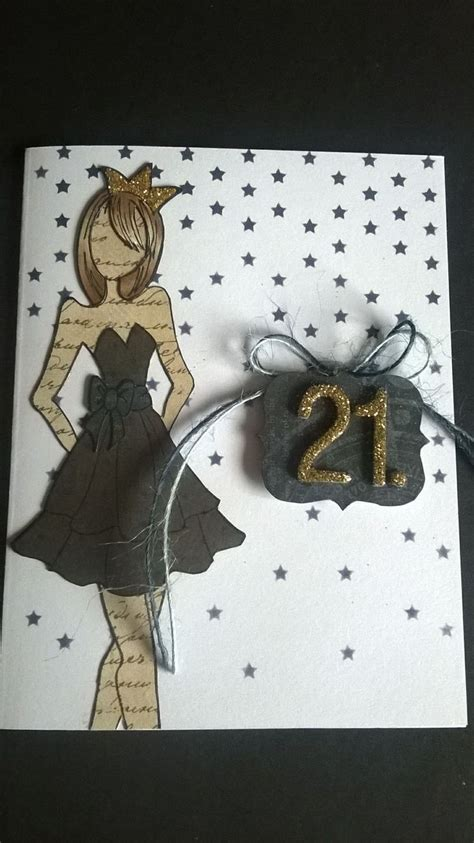 Handmade 21st Birthday Gifts - 1000 ideas about 21st birthday cards on