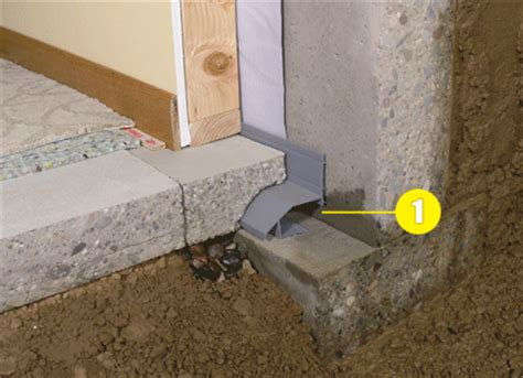 lovely basement drainage products 8 basement subfloor