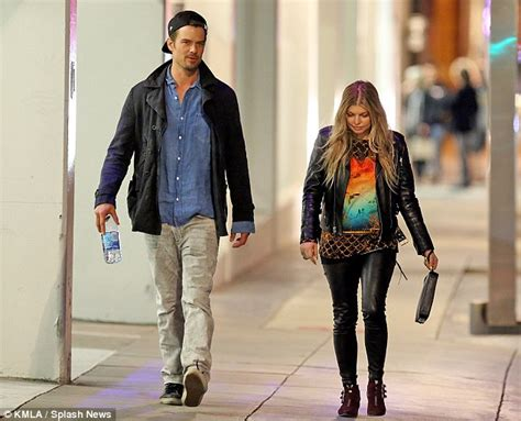 Fergie Not Yet Reproducing by Josh Duhamel Oversees Construction On His And Fergie S New