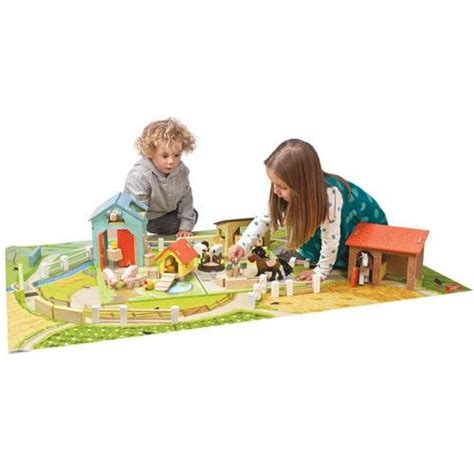 Le Play Mat by Farm Play Mat Le From Who What Why