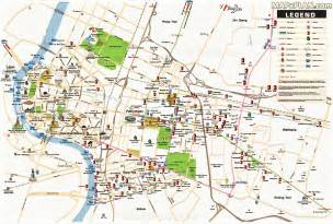 bangkok map tourist attractions maps update 31122098 maps of bangkok for tourists