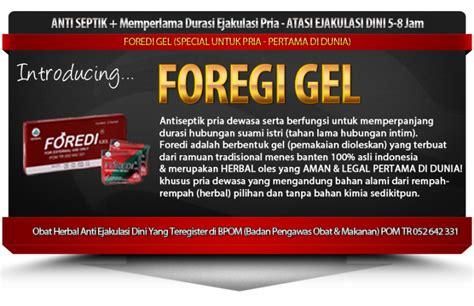 Superkedai Bandung Foredi Gel Gojek jual foredi bandung 100 original asli boyke resmi
