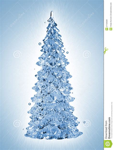 water splash christmas tree stock photo image 27150028