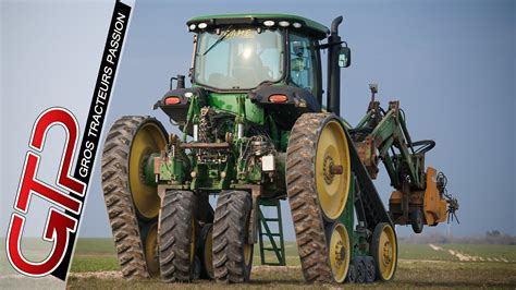 Largest Jd Mba Program In The Country by Exceptionnel Deere 8295rt Vineyard Tracks Tractor