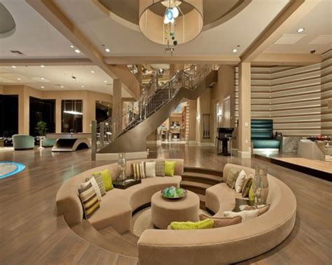 sunken lounge room the advantages and disadvantages of sunken living rooms