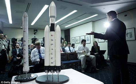 spacex set to launch world s most powerful rocket the spacex falcon 9 heavy world s most powerful rocket set to