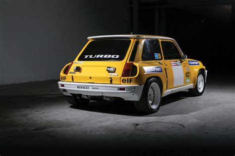 renault car 1980 1980 renault 5 turbo