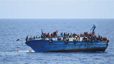refugee boat news msf 29 dead bodies found on crowded refugee boat news