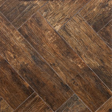 redwood mahogany wood plank porcelain modern wall and