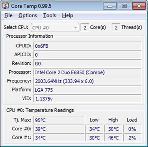 cpu fan temp monitor quelques liens utiles