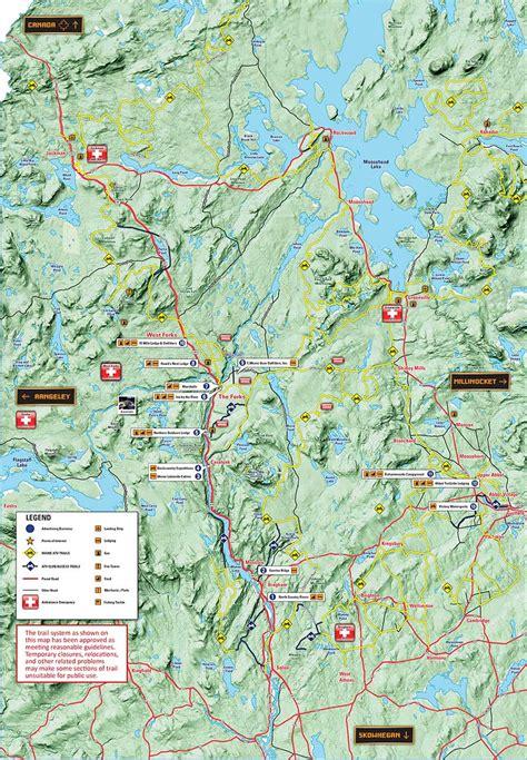 atv trails maps pin atv maps on