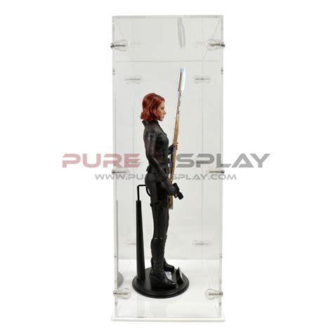 6 figure display black widow 1 6 scale figure display