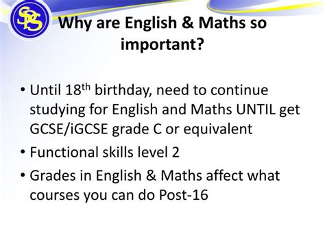 Why Mat Is Necessary by Ppt Thinking About Your Future In Education Or