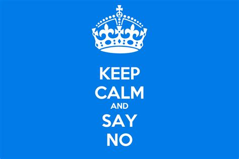 how to say in learn how to say no god of startups