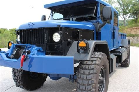 car and truck talk missouri to use military acoustic weapon to 1978 custom 4 door deuce and a half military truck 4x4