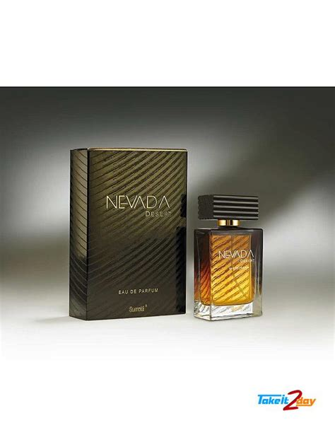 Parfum Nevada surrati nevada desert perfume for 100 ml edp
