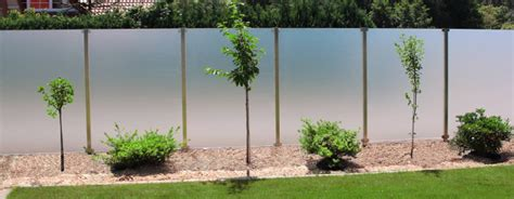 Fenster Mit Sichtschutz Im Glas by Glaszaun F 252 R Garten Und Terrasse Glasprofi24