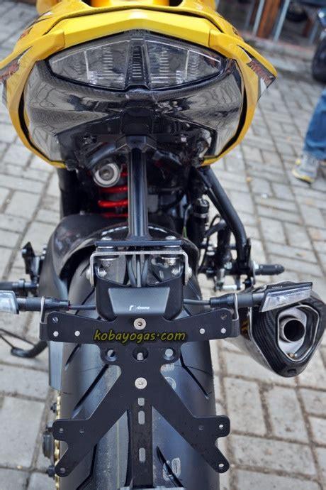 Visor Cb 150 R By Im Part Honda modifikasi all new cb150r fighter kaki kaki gambot