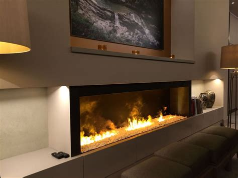 Stylish Electric Fireplaces by Best 25 Modern Electric Fireplace Ideas On Fireplace Tv Wall Electric Wall Fires