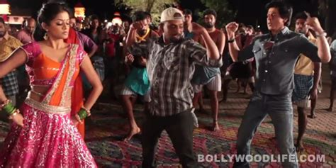 theme music of chennai express chennai express song one two three four making shahrukh